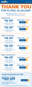 72 Hours Only- Up to $90 off your next Allegiant trip 2020-06-26.png