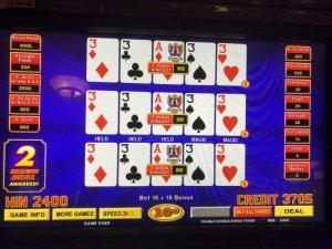 Video Poker 2 Dealt Royals In Two Days Magic Card Poker Vegas Message Board
